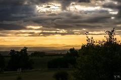 Lever de soleil sur la côte Roannaise-4