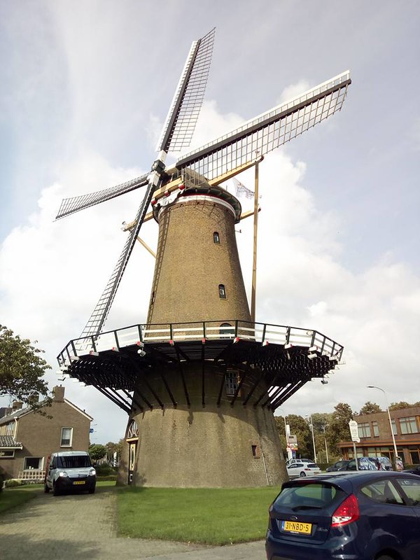 Cycling in Holland September 2017