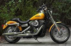 Harley-Davidson 1450 DYNA SUPER GLIDE CUSTOM FXDC 2005 - 16