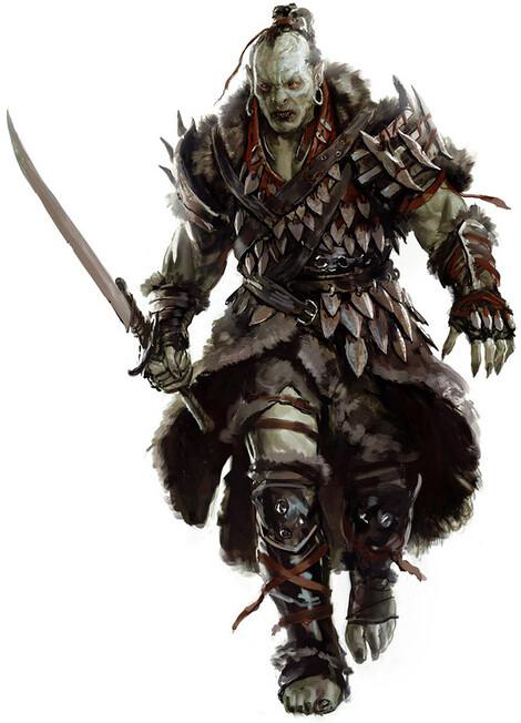 Goblin-Orc (4e Race) - D&D Wiki