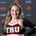 Giulianna Durfeld, WolfPack Cheerleading Team