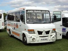 AMB Travel of Leeds SL02HKX