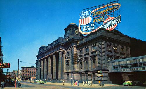 Chicago and Northwestern Station, Chicago, IL