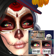 Carnival Eye Applier for Catwa Eyes