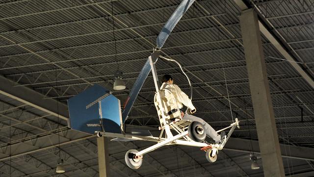Benson B-8 Gyroglider