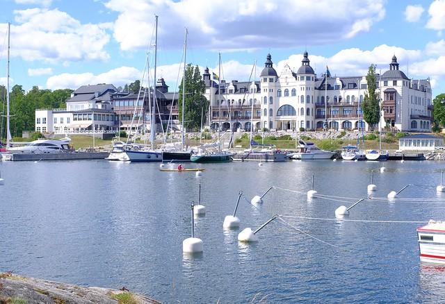 Päiväretkiä Tukholmasta