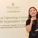 Chief Executive of Malvern College International, Asia Pacific Region, Ms Jacqueline So  墨爾文國際亞太區行政總裁蘇婕