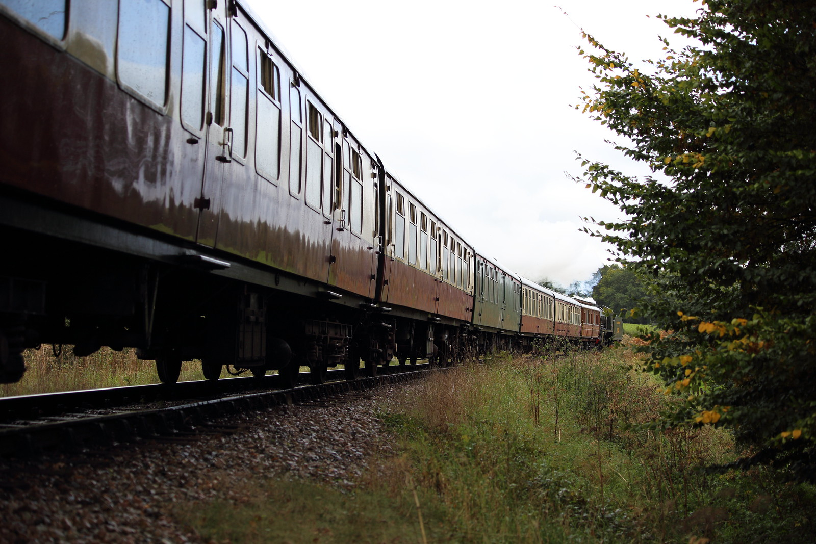 S15 Class on Bluebell Railway
