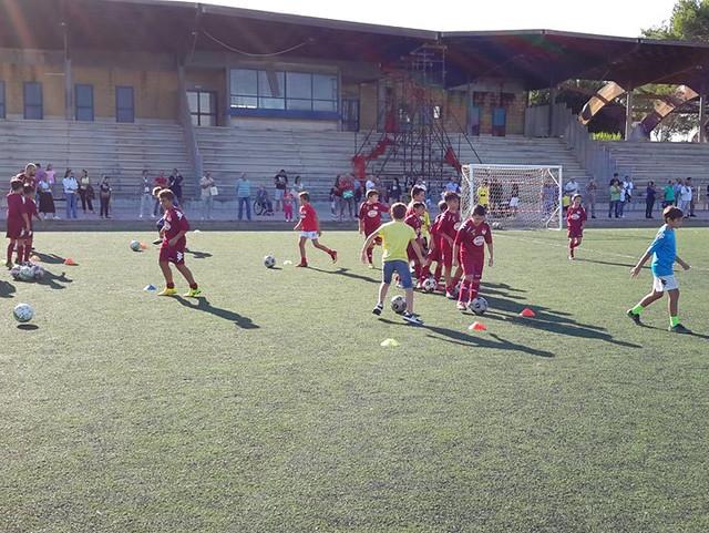 campo sportivo martucci