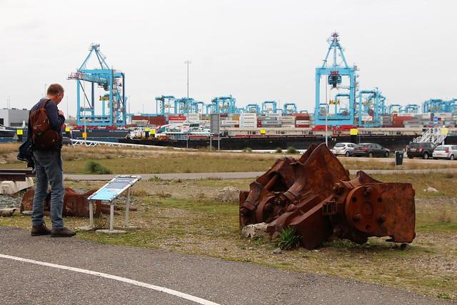 KNAG-excursie Rotterdam