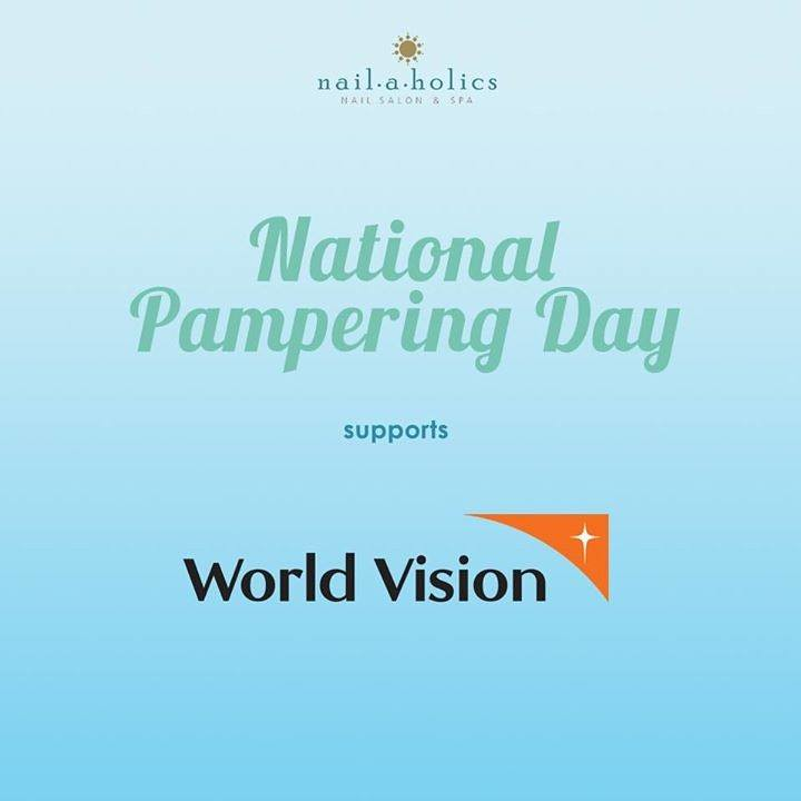 National Pampering Day 2017