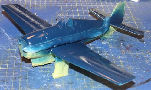"""Grumman F6F-3 Hellcat, """"Vit 19 Vraciu"""", Eduard 1/48 - Sida 2 23886338208_5258aa8e6d"""