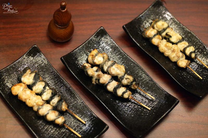 makoto grilled eels