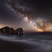 LPOTY 2017 Adobe Award Winner - Durdle Door and the Milky Way