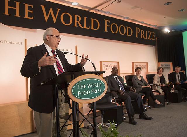 Borlaug Dialogue
