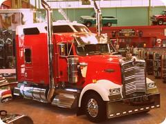 Kenworth Truck.