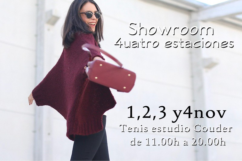 showroom otoño 4uatro estaciones