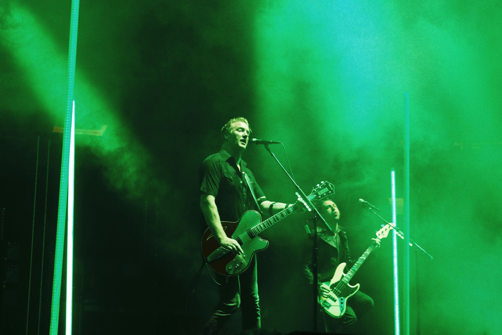 Queens of the Stone Age @ Madison Square Garden