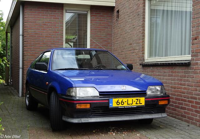 Civic (Mk3) - Honda