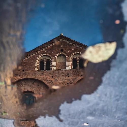 • Water Reflections 2/3 • • • • • #puddle #water #reflection #reflections #reflection_perfection #reflection_shots #reflectiongram #ic_reflections #splendid_reflections #bns_reflection #milano #milanomia #igersmilano #loves_milano #ig_milan #volgomilano #