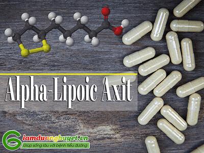Alpha lipoic axit có hiệu quả trong phòng ngừa và điều trị bệnh tiểu đư