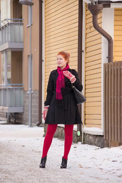 Päivän Asu muotibloggaaja oma tyyli asukuva