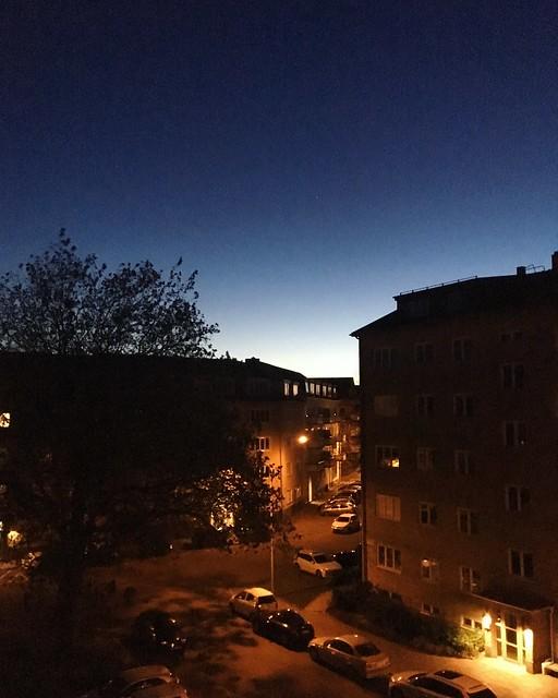 monday, sunrise, helsingborg