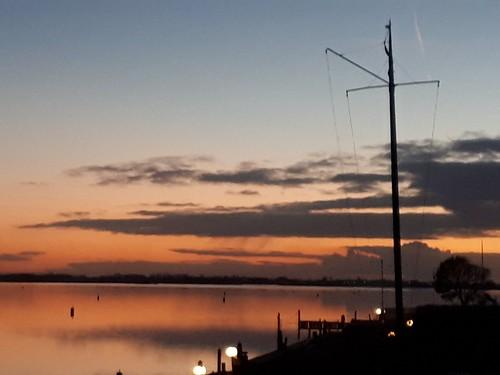 weerfoto@nos.nl Galamadammen sunset