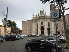 Italian pedestrian zone