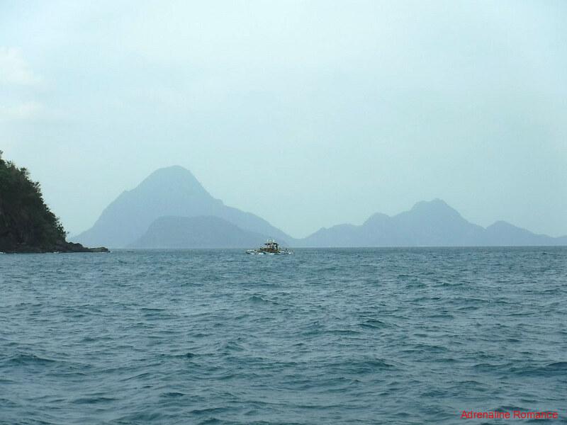 Mt. Manaphag in Pan de Azucar Island