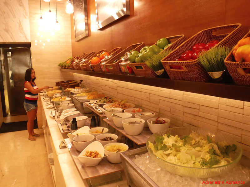 The Granary at Richmonde Hotel Buffet