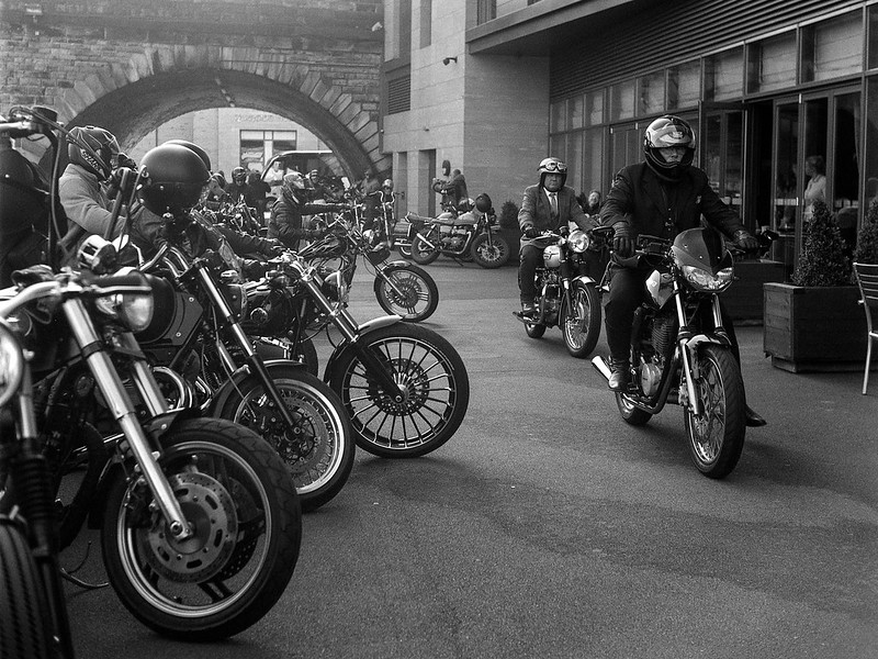 FILM - Distinguished Gentleman's Ride, Sheffield 2017-16