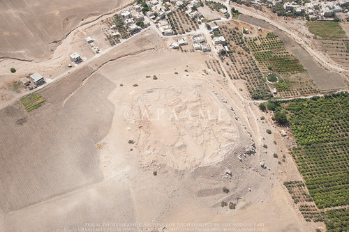 eamenaclearancebulldozinglevelling jadis2021002 megaj9671 tallmdawwar tellmudawar تلمدور aerialarchaeology aerialphotography middleeast airphoto archaeology ancienthistory