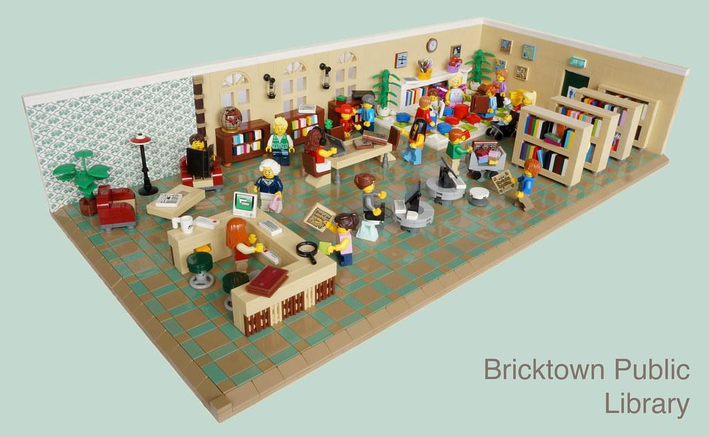 Bricktown Public Library-1