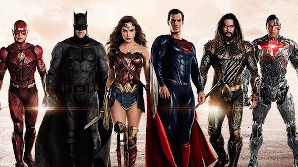 Justice League reveals new posters and new trailer launch date