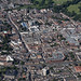 Colchester aerial view