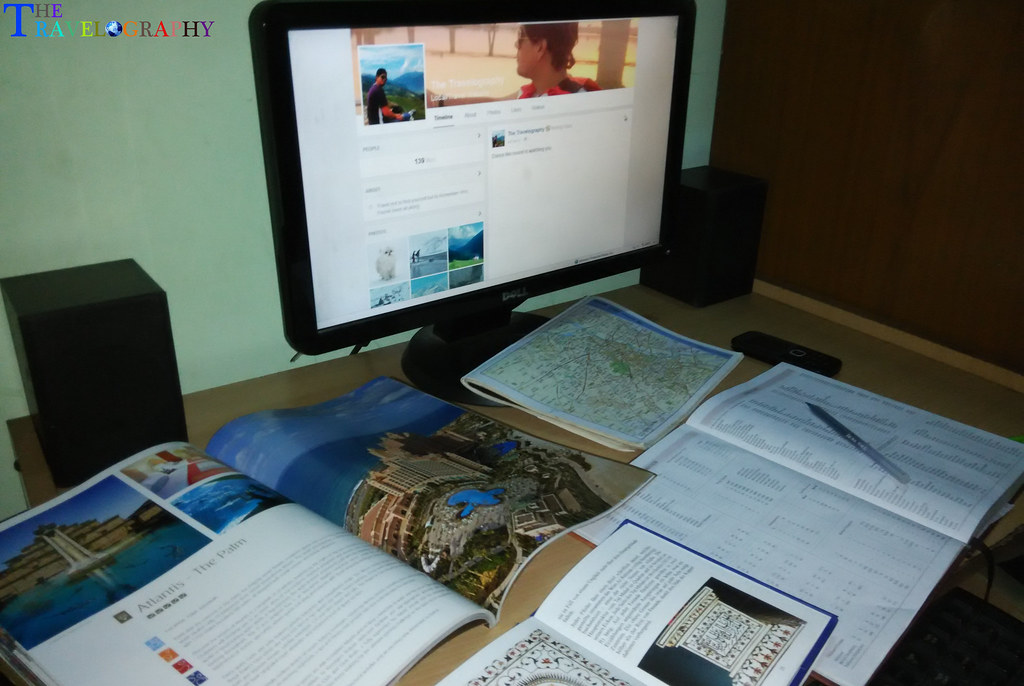 Planning   The Travelography