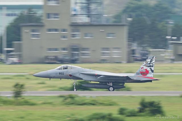 JASDF Chitose AB Airshow 2017 (17) 201SQ F-15J #860