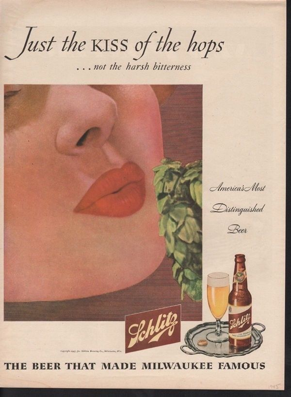 Schlitz-1945-kiss-close-up