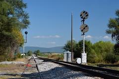 Railroad photos in Stuarts Draft, Virginia, September 27, 2017