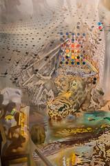 The Bull in The Hallucinogenic Toreador, Dali 1970