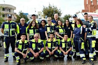 Noicattaro. Protezione Civile a livello nazionale front