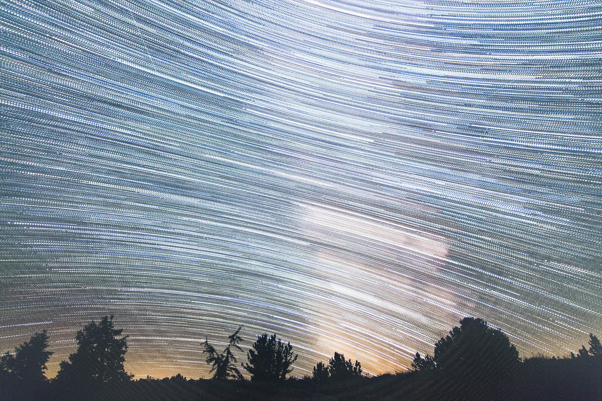 Horsethief Basin sky