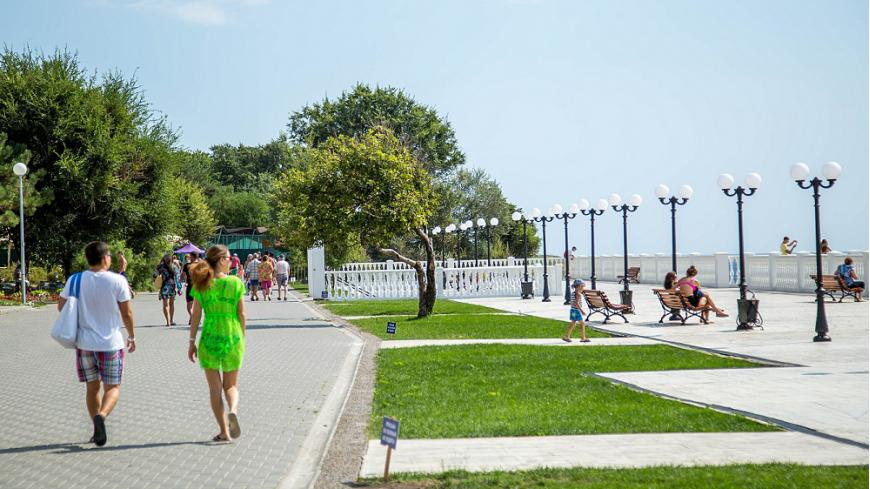 На Азово-Черноморском побережье Кубани снизилось количество преступлений
