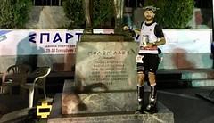 Brunner na Spartathlonu druhý v osmém historicky nejrychlejším čase