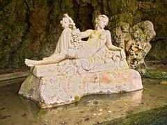Nymph a Les Sources de la Seine - Photo of Boux-sous-Salmaise