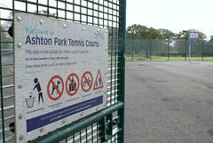 Ashton Park Tennis Court