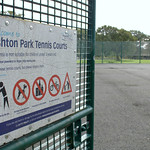 Ashton Park Tennis Court