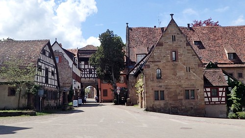 Maulbronn Abbey- Entrance Gate Tower