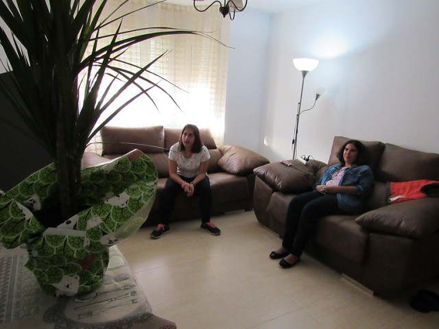 Visita vivienda Yébenes (Octubre de 2017)